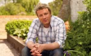 Mussels are the future says Jamie Oliver